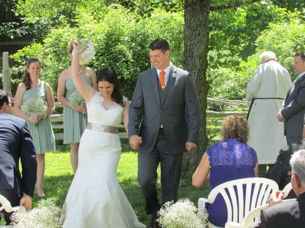 Yay for being hitched!