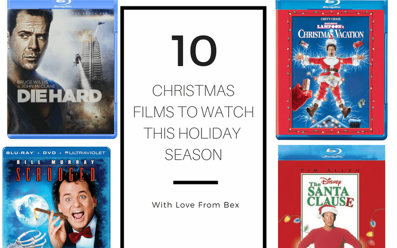 10 Christmas Films to Watch this Holiday