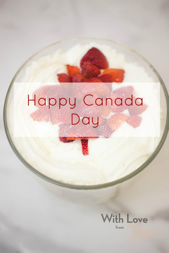 Canada Day Dessert-firstphoto
