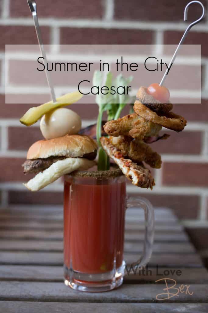 Summer in the City: Summer Caesar Series