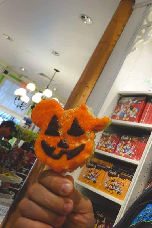 Mickey's Not So Scary Halloween Party - Treats