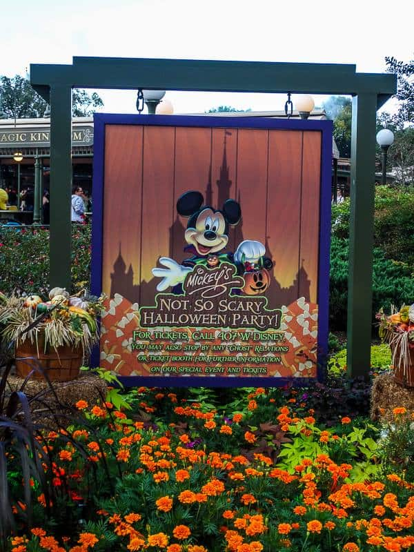 Why you should attend Mickey's Not So Scary Halloween Party
