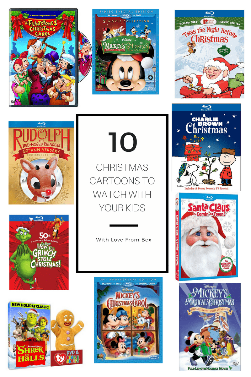 Best Christmas Cartoons