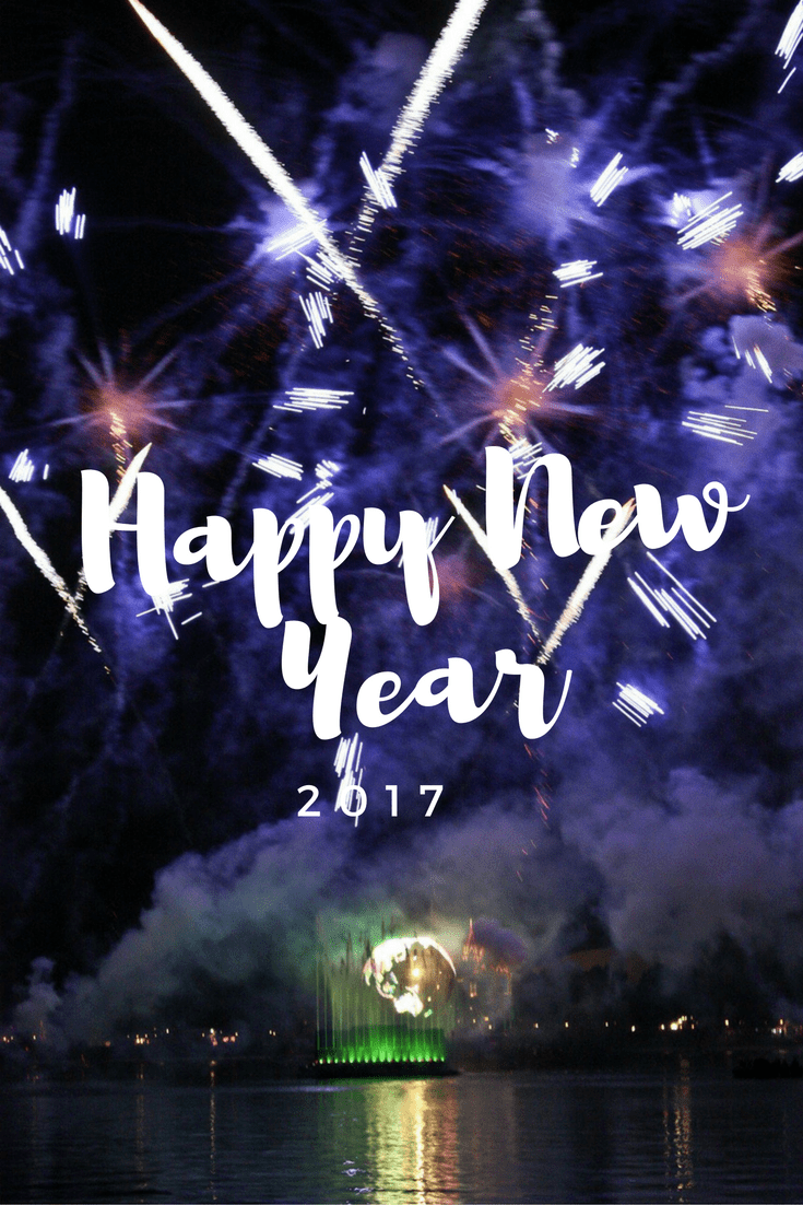 New Year Resolutions [and GIVEAWAY!]