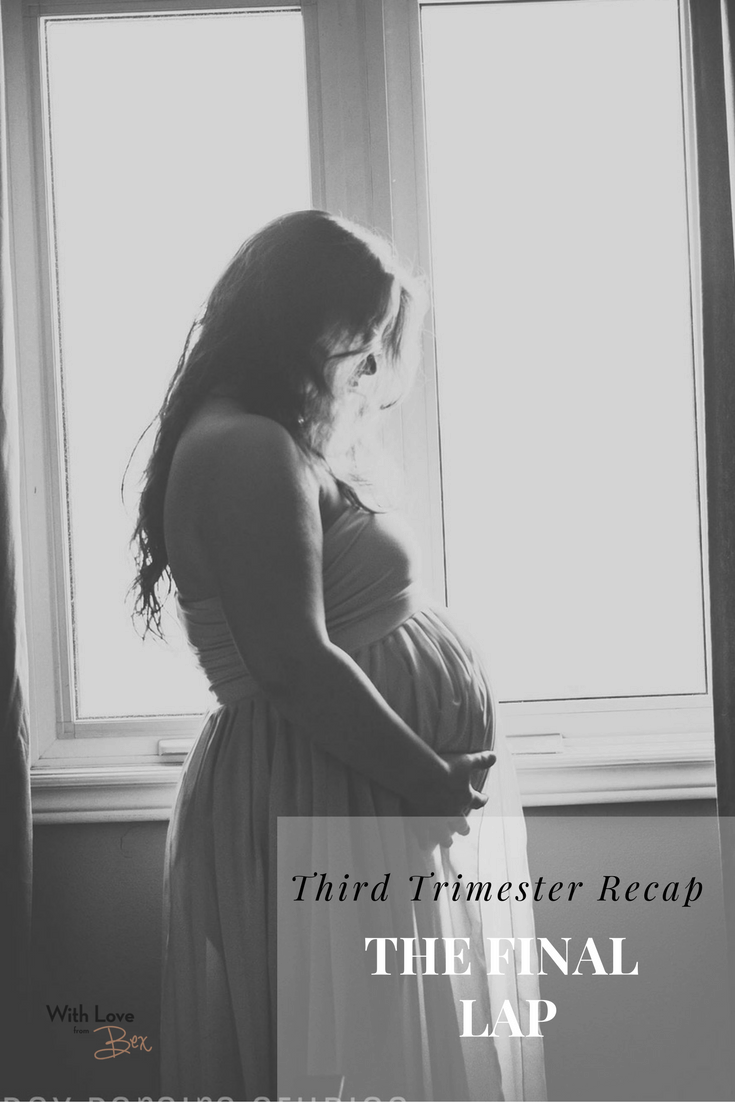 The Final Lap: My Third Trimester Recap