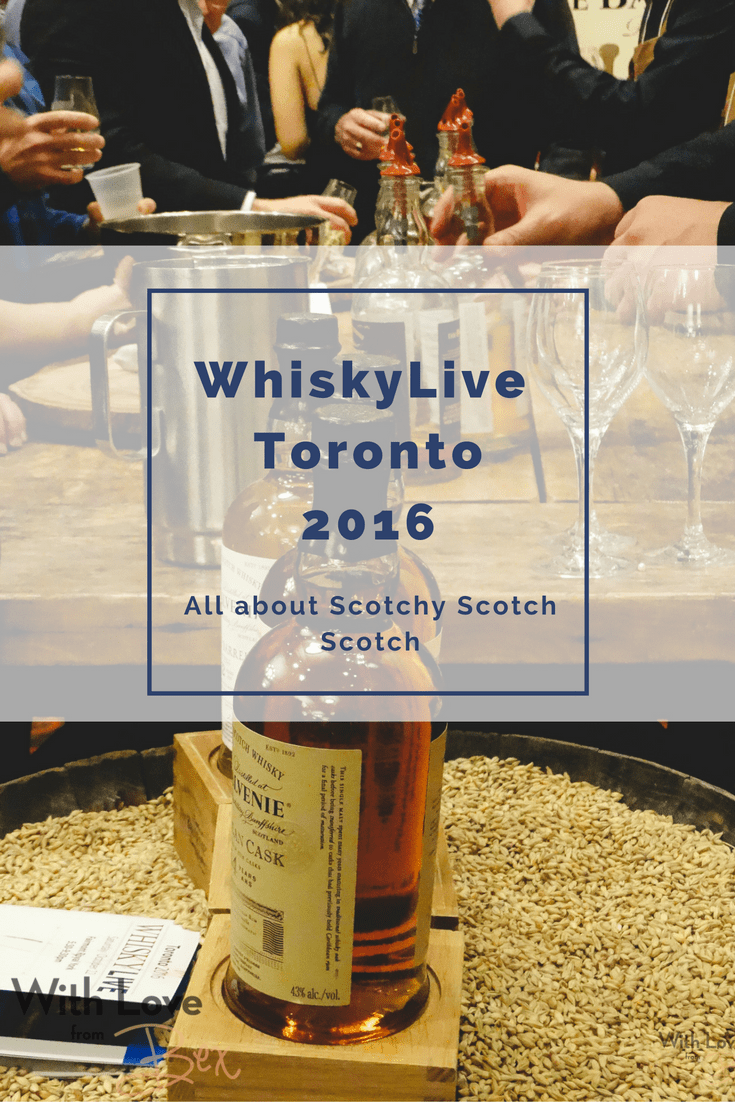 WhiskyLive Toronto 2016: A Review