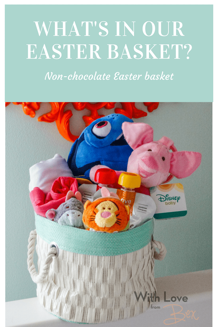 What's in our Easter basket?
