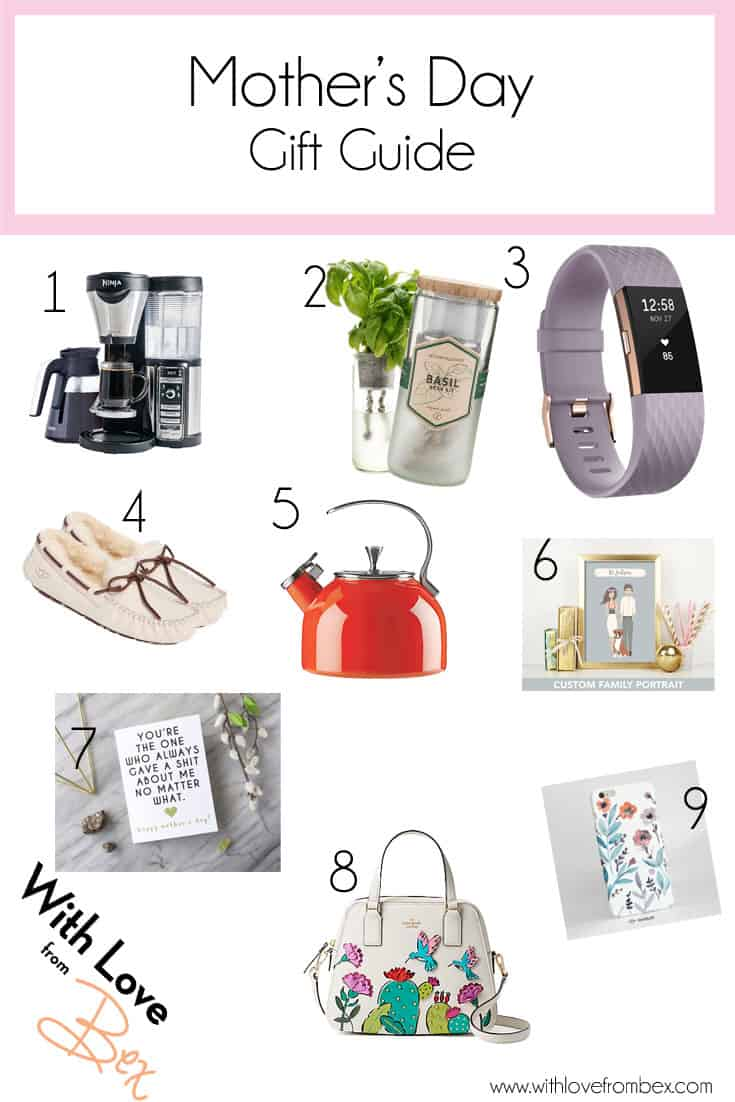 What to Get Mom for Mother's Day: The Gift Guide