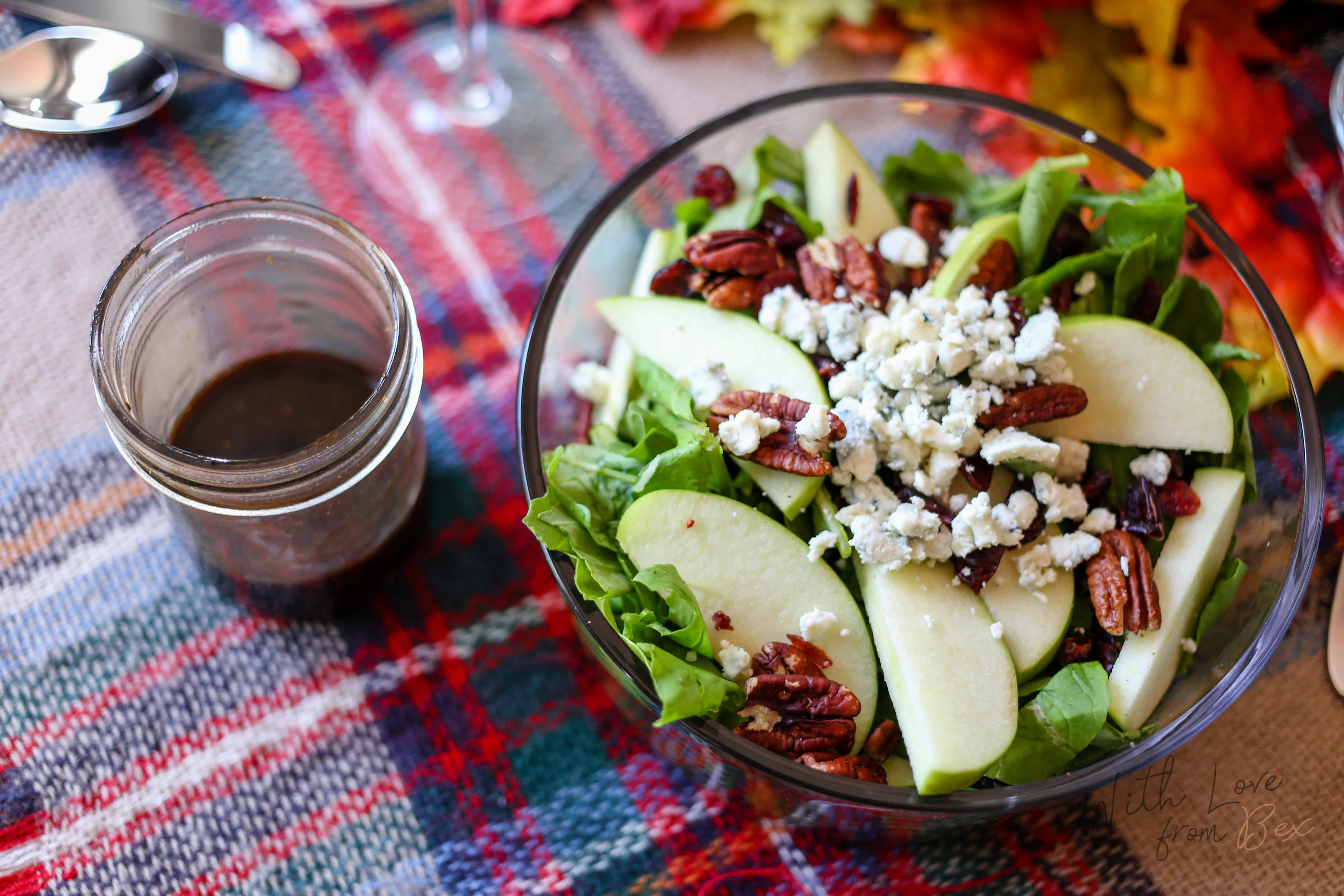 Thanksgiving Salad that will impress