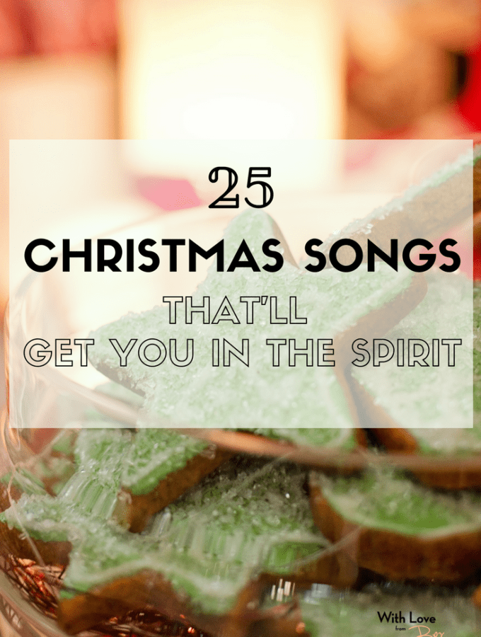 25 Christmas Songs to Listen to as you Deck the Halls