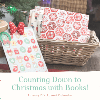 DIY Advent Calendar Bedtime Stories for Christmas