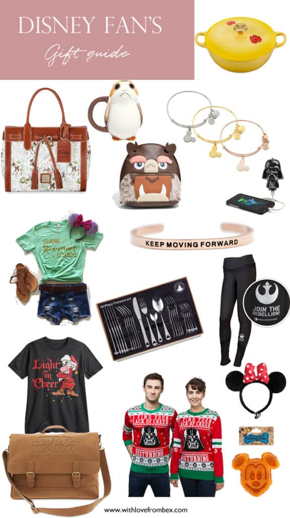 Gifts for the Disney Fan