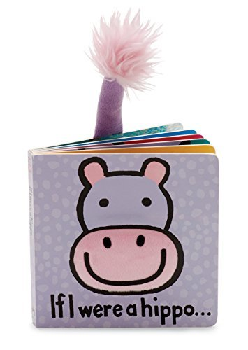 If I were a Hippo Book for baby
