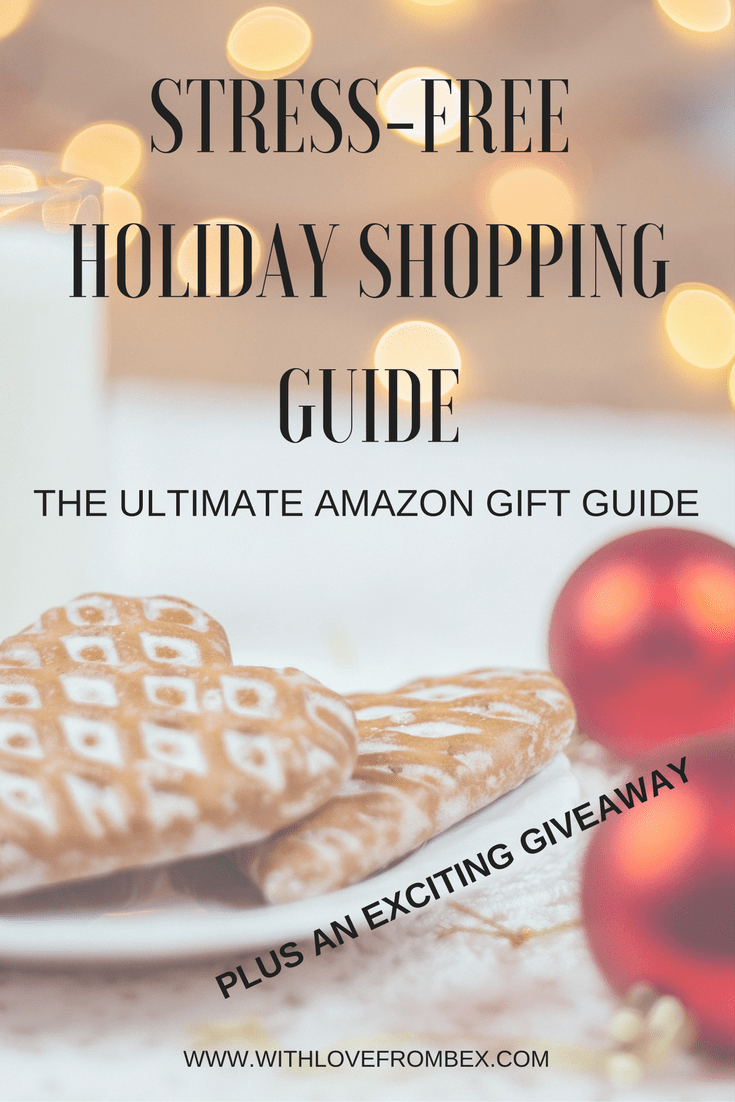 Online Shopping for Christmas with Amazon