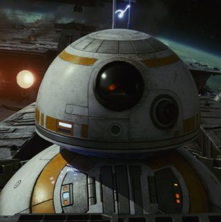 Star Wars the last jedi no spoilers PORGS